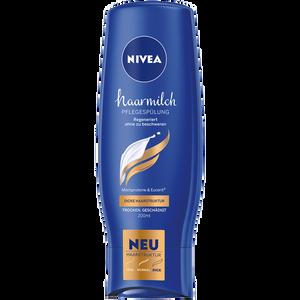 Bild: NIVEA Spülung Haarmilch dickes Haar