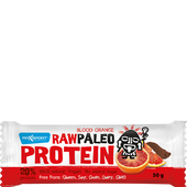 Bild: Max Sport Raw Paleo Protein blood orange