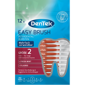 Bild: DenTek Easy Brush Interdental-Bürsten fein