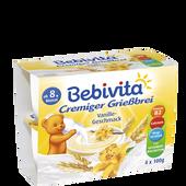 Bild: Bebivita Cremiger Grießbrei Vanille-Geschmack