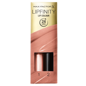Bild: MAX FACTOR Lipfinity Lip Colour always delicate