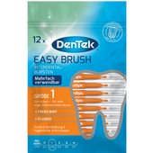 Bild: DenTek Easy Brush Interdental-Bürsten extra fein