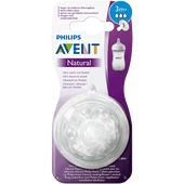 Bild: PHILIPS AVENT Naturnah Sauger 3M+