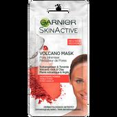Bild: GARNIER SKIN ACTIVE Volcano Maske porenverfeinernd