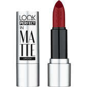 Bild: LOOK BY BIPA Perfect in Matte Lippenstift call me ruby