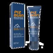 Bild: PIZ BUIN Mountain Combi Cream LSF 15 + Lipstick LSF 20