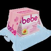 Bild: bebe Intensivpflege + gratis Reinigungstücher