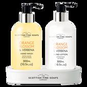 Bild: Scottish Fine Soaps Handcare Set Orange Blossom