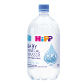 Bild: HiPP Baby Quell-Wasser