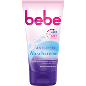 Bild: bebe Young Care Anti-Pickel Waschcreme