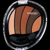 Bild: DEBORAH MILANO Perfect Smokey Eye Palette bronze