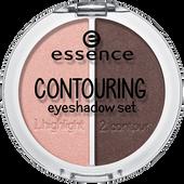 Bild: essence Contouring Eyeshadow Set 03 roses meet mahagony