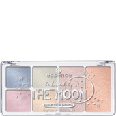 Bild: essence Be Kissed by the Moon Eye & Face Palette