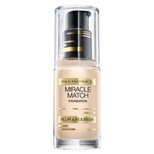 Bild: MAX FACTOR Miracle Match Foundation light ivory