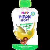 Bild: HiPP Hippis Sport Birne-Banane-Traube mit Hafer