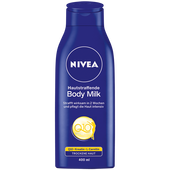 Bild: NIVEA Hautstraffende Body Milk Q10plus