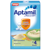 Bild: Aptamil Milch-Getreidebrei Grieß