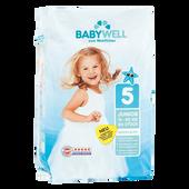 Bild: BABYWELL Premium-Windelslips Junior Gr. 5