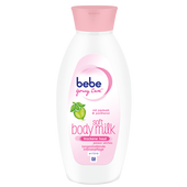 Bild: bebe Young Care Soft Body Milk