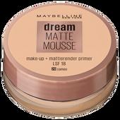 Bild: MAYBELLINE Dream Matte Mousse Make-Up cameo