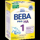 Bild: Nestlé BEBA PRO HA 1