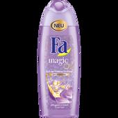 Bild: Fa Magic Oil Duft der violetten Orchidee Duschgel