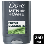 Bild: Dove MEN+CARE Fresh Elements Pflegedusche