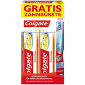 Bild: Colgate Original Zahncreme Duo + gratis Zahnbürste