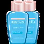 Bild: DIADERMINE Essentials Augen Make-up Entferner Duo