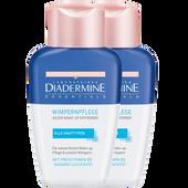 Bild: DIADERMINE Essentials Wimpernpflege Augen Make-up Entferner Duo