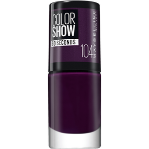 Bild: MAYBELLINE Colorshow 60 seconds Nagellack noite de gal