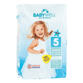 Bild: BABYWELL Premium-Windelslips Junior Gr. 5