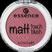 Bild: essence Matt Touch Blush berry me up!