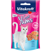 Bild: Vitakraft Cat Yums Lachs