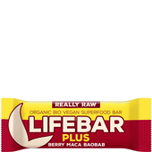 Bild: Lifebar Plus Berry Maca Baobab