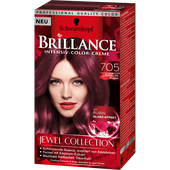 Bild: Schwarzkopf BRILLANCE Intensiv-Color-Creme