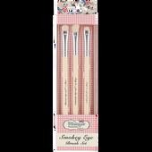 Bild: The Vintage Cosmetic Company Smokey Eye Pinselset