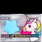 Bild: LOOK BY BIPA Make Up Schwämme Einhorn