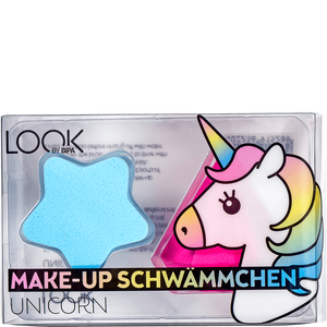 Bild: LOOK BY BIPA Make Up Schwämme Einhorn