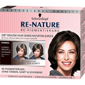 Bild: Schwarzkopf RE-NATURE Re-Pigmentierung for Women dark woman