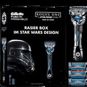 Bild: Gillette Fusion PROSHIELD Star Wars Edition Kombiset