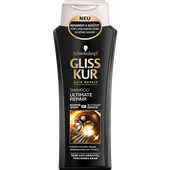 Bild: Schwarzkopf GLISS KUR Hair Repair Ultimate Repair Shampoo