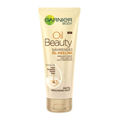 Bild: GARNIER BODY Oil Beauty Öl-Peeling