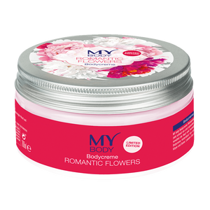 Bild: MY body Bodycreme Romantic Flowers