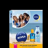Bild: NIVEA Sun Box + Wasserball