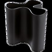 Bild: KOZIOL Vase CLARA M solid schwarz