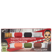 Bild: Jofrika Halloween Theater Schminkpalette