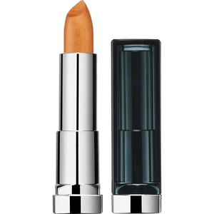 Bild: MAYBELLINE Color Sensational Matte Metallics Lipstick pure gold