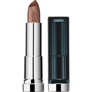 Bild: MAYBELLINE Color Sensational Matte Metallics Lipstick steel chick
