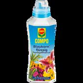 Bild: COMPO Blaukorn Flue Pflanzenvollnahrung